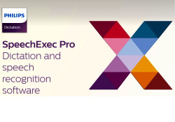 Philips SpeechExec Pro Dictate 10 and Speech Recognition Software - Download
