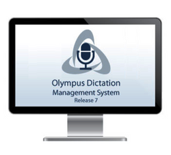 Olympus AS-9001 ODMS R7 Dictation Software - New