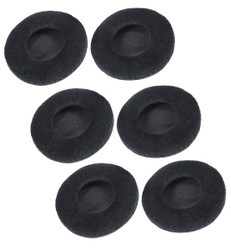 ECS ANEC Replacement Ear Cushions for Andrea Headsets (3 pair)