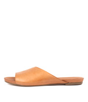 JERICA Sandals in Tan Leather