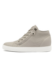 GIAZZA Sneakers in Misty Leather