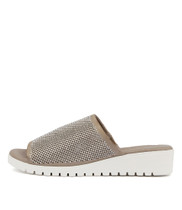 MALE Sandals in Misty Leather