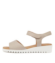 MULTON Sandals in Nude Leather