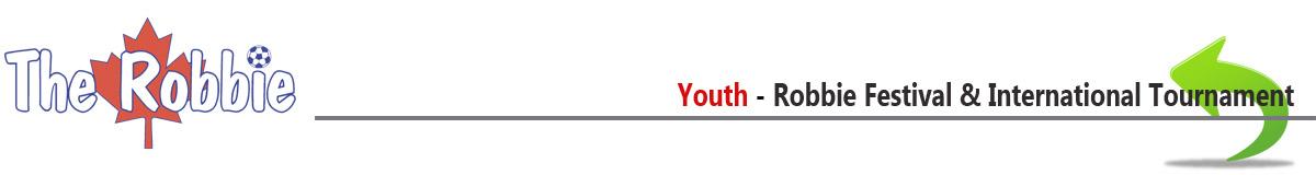 Youth - Robbie Tourney