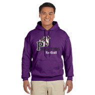 TCP Gildan Heavy Weight Adult Hoodie - Purple