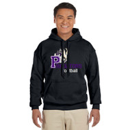 TCP Gildan Heavy Weight Adult Hoodie - Black