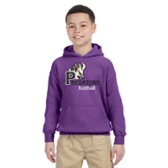 TCP Gildan Heavy Weight Youth Hoody - Purple