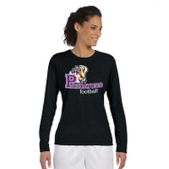 TCP Gildan Performance  Women's Long Sleeve T-Shirt - Black