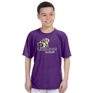 TCP Gildan Performance  Youth Short Sleeve T-Shirt - Purple