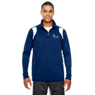 SON Team 365 Men's Elite Performance Quarter-Zip - Navy/White