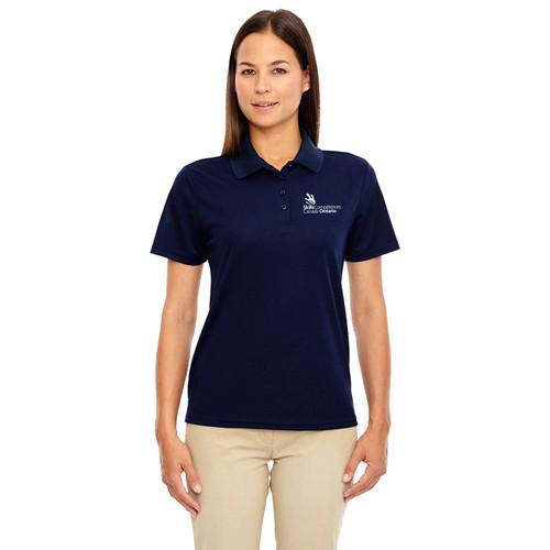 SON Women's Core 365 Origin Performance Pique Polo -Navy (SON-034-NY)