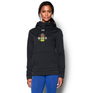 OCAA Under Armour Women's Storm Armour Fleece Hoody - Black (OCA-021-BK)