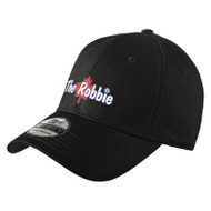 ROB New Era Structured Stretch Cotton Cap - Black (ROB-051-BK)
