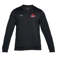 BMF Under Armour Youth Challenger Track Jacket - Black (BMF-141-BK)