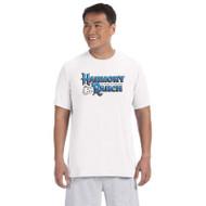 45TH Anniversary Men's Gildan Performance T-Shirt (HRR-142-WH)