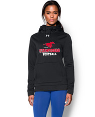 BMFA Under Armour Women's Storm Fleece Team Hoodie - Black