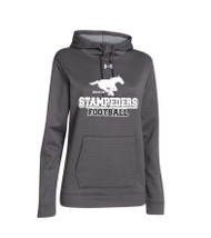 BMFA Under Armour Storm Armour Fleece Team Women's Hoody - Carbon
