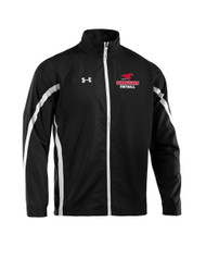BMFA Under Armour Essential Youth Jacket - Black