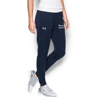 Stingrays Under Armour Futbolista Women's Pant - Navy