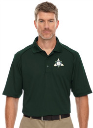 Ontario District - Men's Polo Shirt - Forest