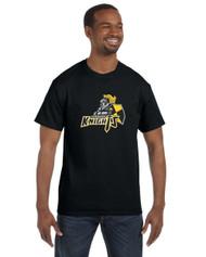 CMFA Gildan Heavy Cotton Men's Tshirt  - Black