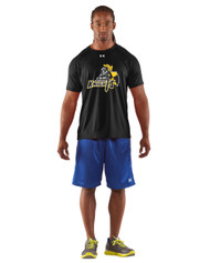 CMFA Under Armour Men's Short Sleeves Locker T - Black