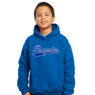 GMB Gildan Youth Heavyweight Hoody - Royal