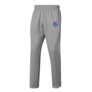 GMB Under Armour Youth Every Team Fleece Pant - Grey