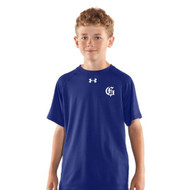 GMB Under Armour Youth Short Sleeve Locker T - Royal