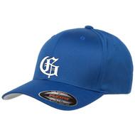 GMB Men's Flex Fit Cap - Royal (GMB-054-RO)