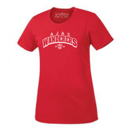 AJX ATC™ Pro Team Ladies Tee - Red