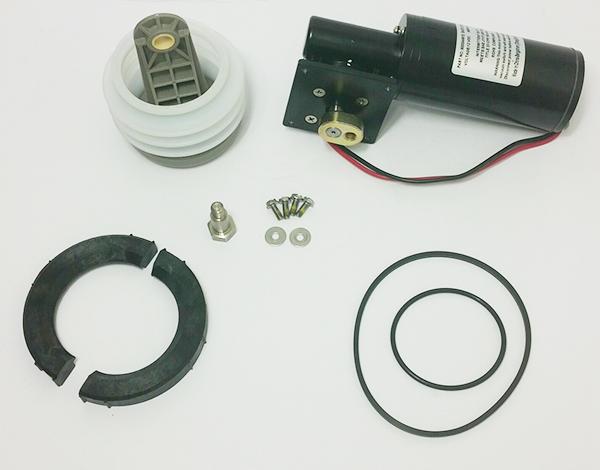 Kit,Whisper motor upgrade, 12 volt