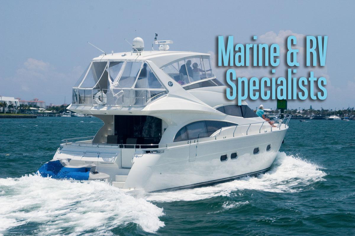 Marine & RV Specialists
