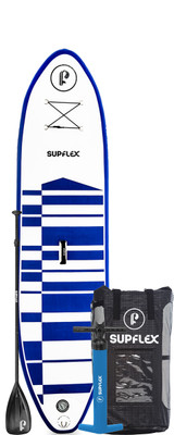 10' FUN Blue Inflatable SUP Package