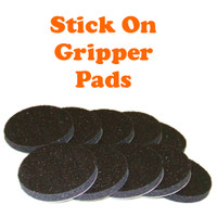Rubber Gripper Stick On Pads