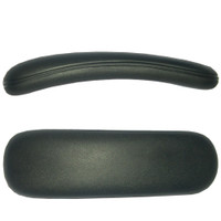 "Replacement Desk Chair Armrest Arm Pads ""Pacific"""