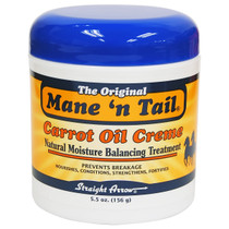 Mane 'n Tail Carrot Oil Creme  5.5 oz