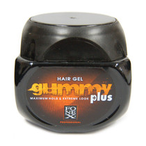 Fonex Gummy Plus Hair Gel Maximum Hold & Extreme Look 7.5 oz