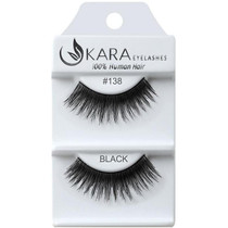 Kara Human Hair Eyelashes #138