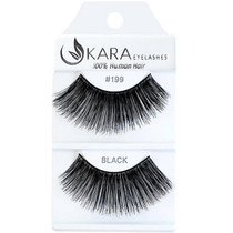 Kara Human Hair Eyelashes #199