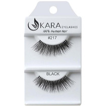 Kara Human Hair Eyelashes #217