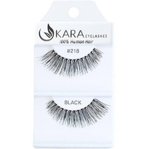 Kara Human Hair Eyelashes #218