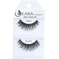 Kara Human Hair Eyelashes #605