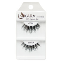 Kara Human Hair Eyelashes #702