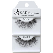Kara Human Hair Eyelashes #747L