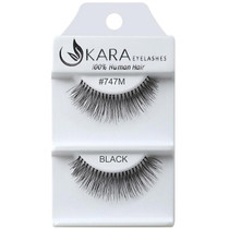 Kara Human Hair Eyelashes #747M