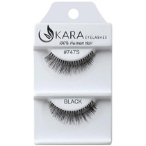Kara Human Hair Eyelashes #747S
