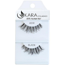 Kara Human Hair Eyelashes #DW