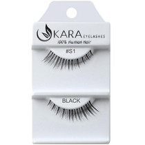 Kara Human Hair Eyelashes #S1