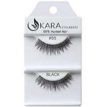 Kara Human Hair Eyelashes #S5